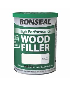 RONSEAL Filler - 2 Part Epoxy Wood High Performance 1kg White