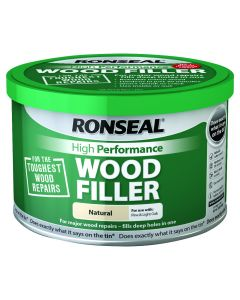 RONSEAL Filler - 2 Part Epoxy Wood High Performance 275g Natural