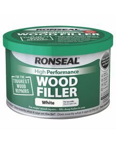 RONSEAL Filler - 2 Part Epoxy Wood High Performance 275g White