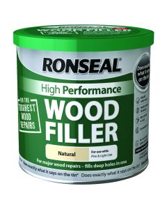 RONSEAL Filler - 2 Part Epoxy Wood High Performance 550g Natural