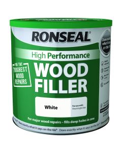 RONSEAL Filler - 2 Part Epoxy Wood High Performance 3.7kg Natural