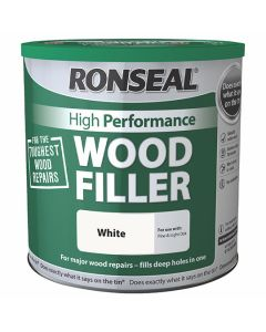 RONSEAL Filler - 2 Part Epoxy Wood High Performance 3.7kg White