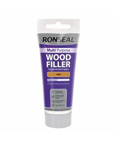 RONSEAL Multi Purpose Wood Filler Tube 325g Light
