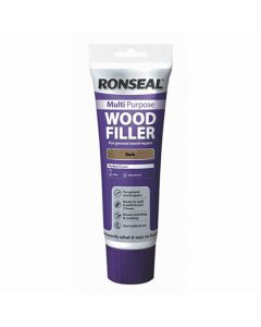 RONSEAL Multi Purpose Wood Filler Tube 325g Dark