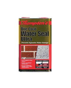 THOMPSONS Water Seal One Coat ULTRA one coat 5L