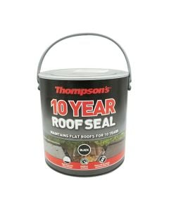 THOMPSONS Weatherproofing Roof Seal 10 Year 2.5L Black