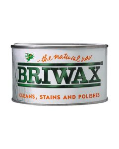 Briwax Original Natural Wax Medium Brown 370g