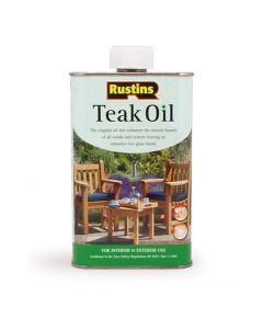 RUSTINS Teak Oil 500ml