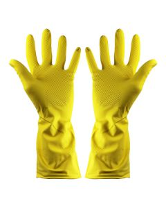 Rubber Household Gloves Marigold Type Large