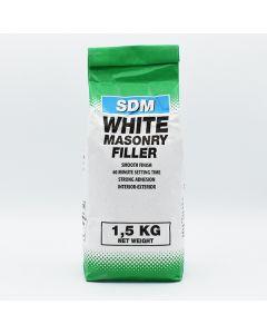 SDM Masonry Filler White 1.5kg