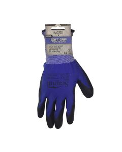 SEAGULL Gloves - Nylon PU Palm Coated Size 10 Blue
