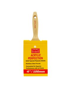 SEAGULL Brush Yellow Acrylic Perfection 4in