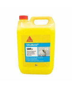 Sika SikaBond SBR Waterproof Bonding Agent 5L