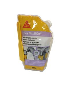 Sika Mix&Go Repair Mortar 1.25kg