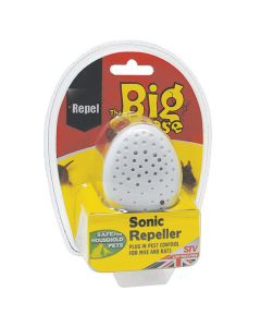 The Big Cheese Sonic Pest Repeller 400sq ft