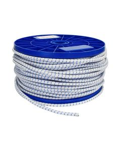 Shock Cord White 6mm