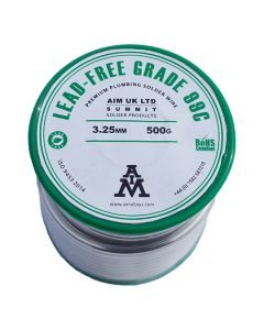 Summit Lead Free Solder 250g