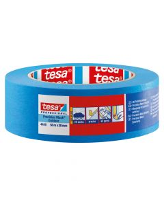 Tesa Precision Masking Tape Outdoor Blue 38mm x 50m Roll