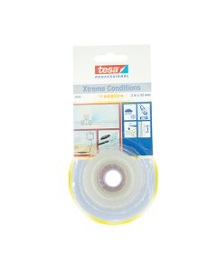 Tesa Xtreme Conditions Repair Tape Clear 25mm x 3m Roll