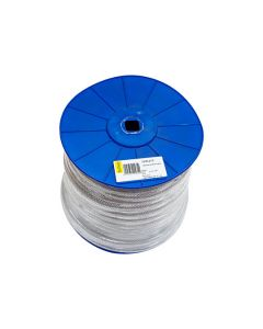 Tinsley Poly Reinforced Hose Tubing Clear 12.5mm