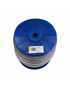 TINSLEY Poly Reinforced Hose/Tubing 25mm Clear