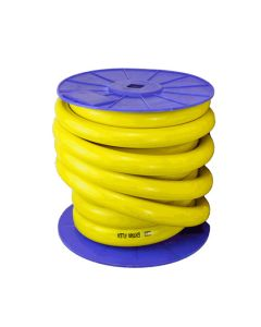 TINSLEY Poly Reinforced Hose/Tubing 19mm Yellow