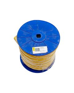 Tinsley Reinforced Hose Tubing Yellow 25mm