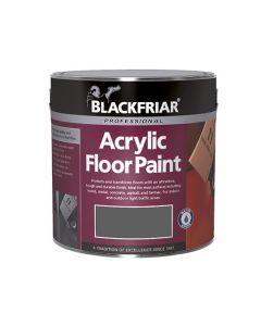 Blackfriar Acrylic Floor Paint Mid Grey 2.5L