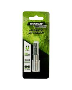 Spearhead Pro Magnetic Bit Holder 60mm