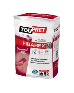 TOUPRET Masonry FIBAREX Masonry Repair With Fibre Quick Set