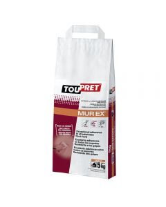 Toupret Murex All Substrates Exterior Filler White 5kg