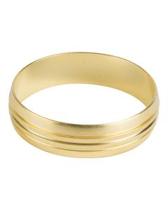 Compression - Olive Brass 22mm