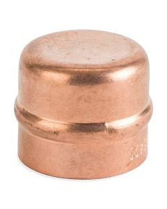 Solder Ring - Stop End Cap 15mm