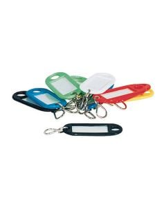 Key Tags Assorted Set 12 Pieces