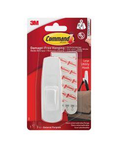 3M Command - Hook Large 1 Hook White