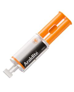 ARALDITE Glue - Instant Clear 90 Sec (Syringe) 24ml Orange