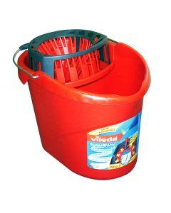 VILEDA Supermocio Plastic Mop Bucket