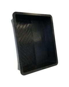 Roller Tray Black 15in