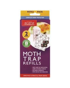 Acana Moth Trap Refills Pack of 2