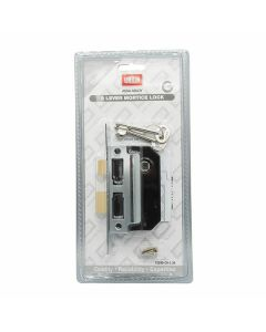 Union Mortice Sashlock 2 Lever Satin 2.5in