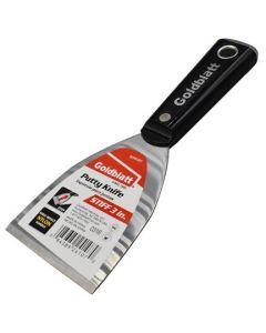 Goldblatt Putty Knife Stiff Hammer End 3in
