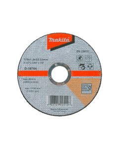 Makita Metal Cutting Disc Thin Extra Fine 115mm