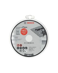 BOSCH Rapido Metal Cutting Disc - Thin Extra Fine 125mm