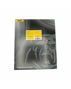 Mirka Ecowet Wet & Dry Sandpaper Sheet 280G Pack of 10