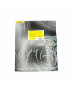 Mirka Ecowet Wet & Dry Sandpaper Sheet 400G Pack of 10