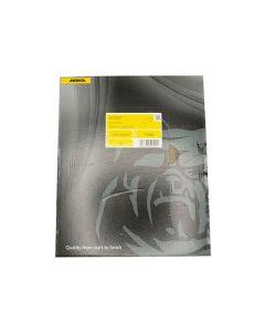 Mirka Ecowet Wet & Dry Sandpaper Sheet 1000G Pack of 10