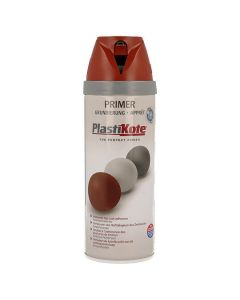 PLASTI-KOTE - TWIST & SPRAY Primer 400ml Red Oxide