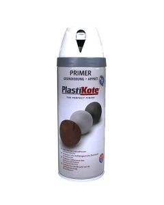 PLASTI-KOTE - TWIST & SPRAY Primer 400ml White