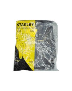 STANLEY Huntsville Trousers W38inL31in Black