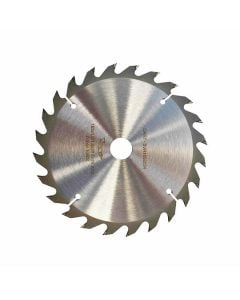 Dart Wood Circular Saw Blade 24T 165x20mm